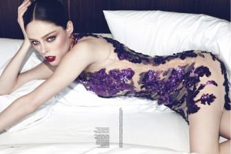 La modelo Coco Rocha y su lucha contra la anorexia